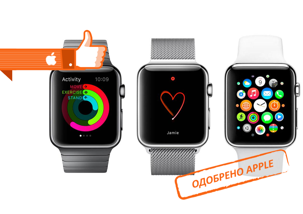 Ремонт Apple Watch в Щербинкe